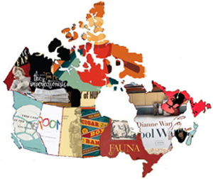 Image result for Canadian Literature