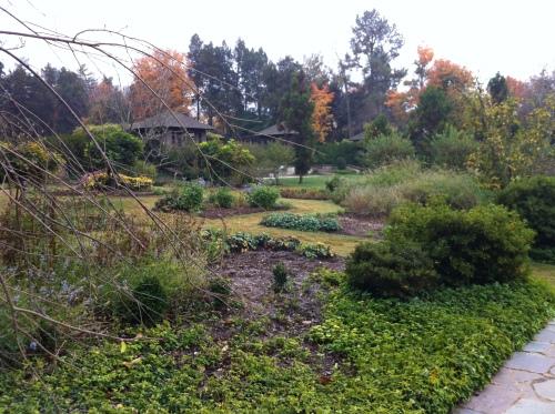Reynolda House gardens