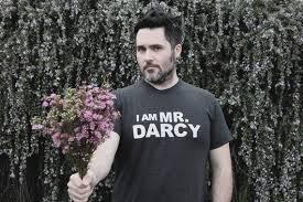 I am Mr Darcy