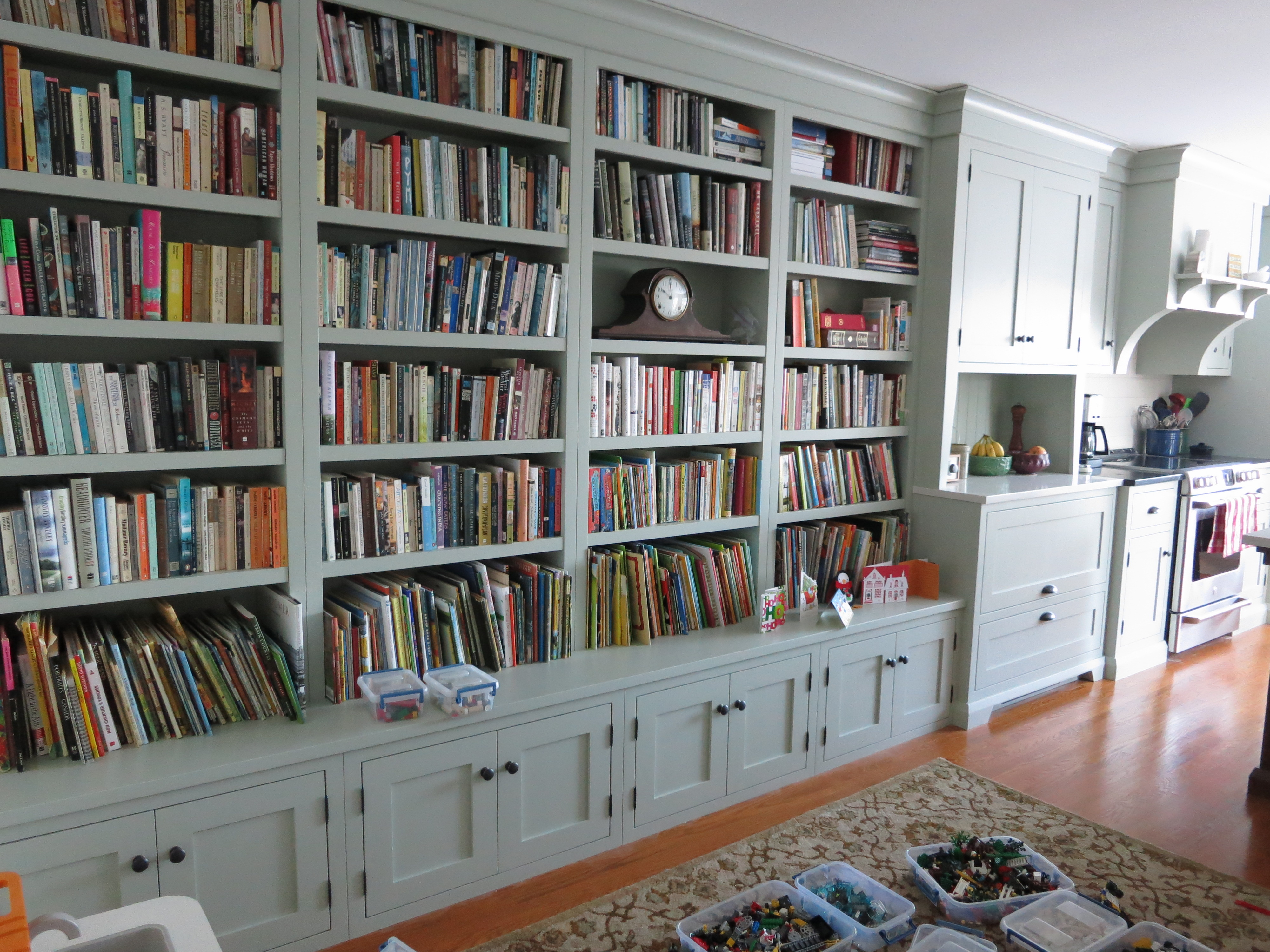 What Does Your Library Look Like? |