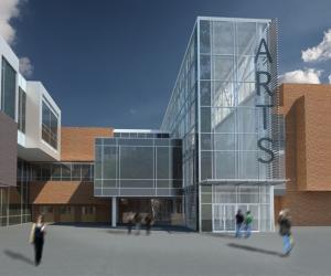 Hagey Hall atrium1