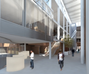 Hagey Hall atrium3
