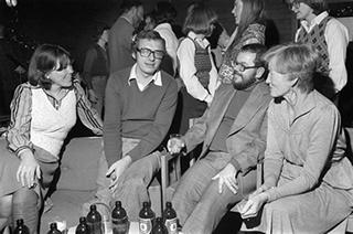 1977 poetry reading