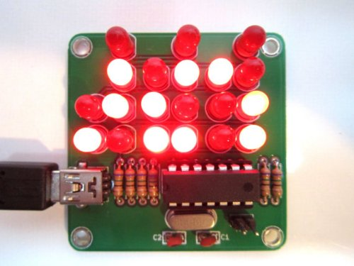etsy binary clock kit