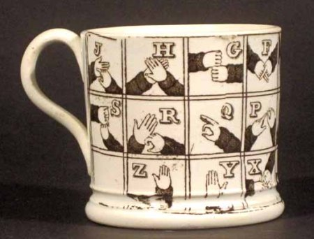 a-pearlware-tankard-decorated-with-sign-language-circa-1820-earle-d-vandekar-vm98038