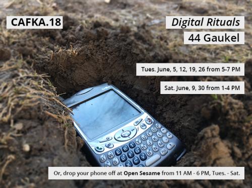 digital rituals