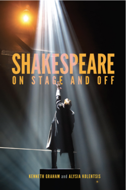 Cover Shakespeare On Stage and Off