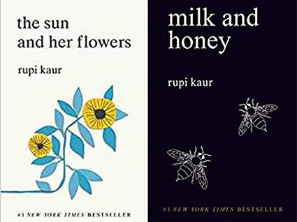 Kaur book covers