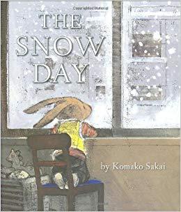Sakai Snowy Day