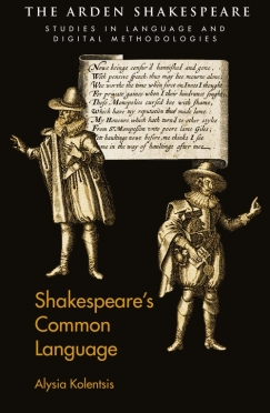 Shakespeares common language cover